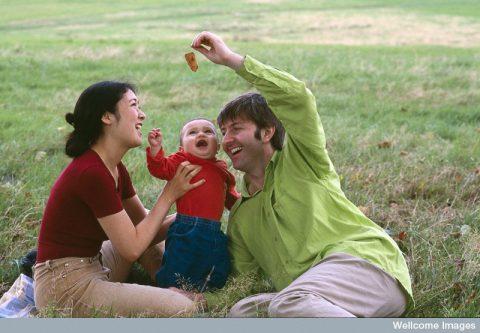 Recetas para conseguir la felicidad con hijos pequeños